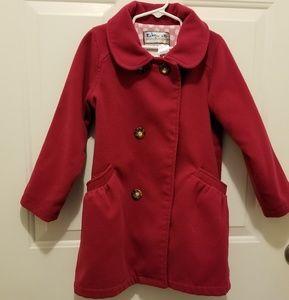 Coat. Size 6